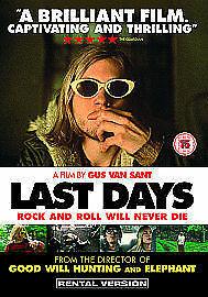 Last Days DVD (2006) Michael Pitt