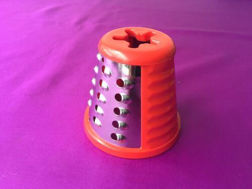 Genuine Tefal Red Coarse Grating Cone SS-193076 HV2 HV3//4//6//8 Fresh Express