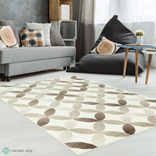 Alfombra Modern Designer salón inspiración net tonos pastel multi marrón