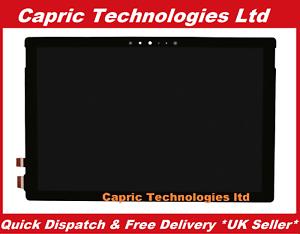 Neuf-Microsoft-Surface-Pro-4-1724-12-3-034-LCD-Ecran-Tactile-Assemblage-Numeriseur
