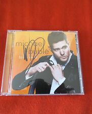 TO BE LOVED [4/15] BY MICHAEL BUBLE (CD, Apr-2013) SIGNED IN PERSON