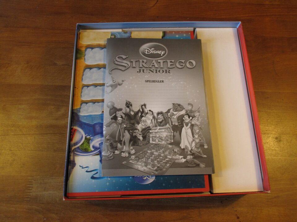 Disney Stratego Junior, strategispil, børnespil