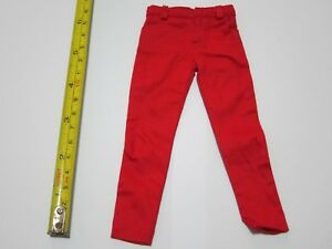 1-6-Scale-Red-Pants-for-12-034-Action-Figure-Toys