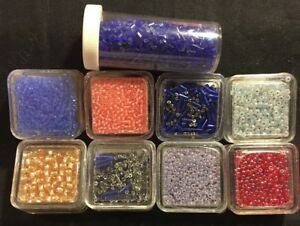 Gick Crafts Beads 9 Containers