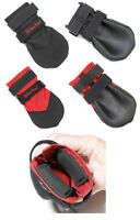 Dog Boots Ultra Paws Rugged All Weather Booties For Snow Ice Mud Hot Asphalt