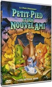 Le-Petit-Dinosaure-Petit-Pied-et-son-Nouvel-Ami-DVD-NEUF