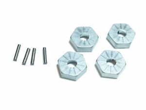 HPI-Savage-XL-Flux-Sechskant-Rad-Felgenmitnehmer-17mm-H86804-inkl-Stift-NEU