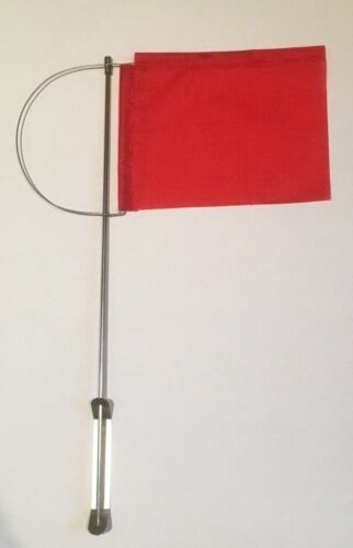 Wind Direction Indicator Burgee Flag Mast Top Sailing Boat Yacht Dinghy