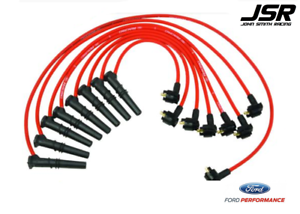 Ford Racing Performance Parts >> 96 98 Mustang Gt Ford Racing Performance Parts Red Spark Plug Wires