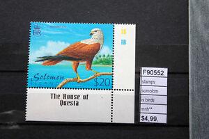STAMPS-SOLOMON-ISLAND-BIRDS-MNH-F90552