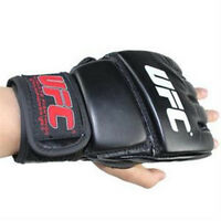 UFC MMA Fight Gloves Sparring Grappling Cage Gloves Mixed Martial Arts Gloves