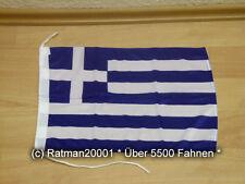 Fahnen Flagge Griechenland Bootsfahne Tischwimpel - 30 x 45 cm
