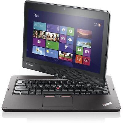 """Lenovo Thinkpad Twist S230u 12.5"""" Touchscreen i3 3217U 1.8GHz 4GB RAM 320GB HDD"""