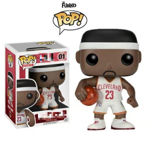 FUNKO POP NBA Basket Star James-kobe Bryant-Stephen Curry-Kyrie John Wall Figure
