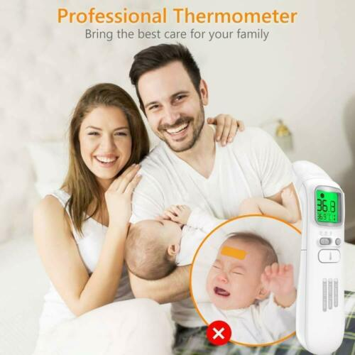 Thermometer for Fever Better Accurate and Fast Reading Temperature