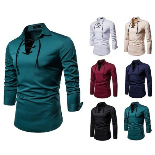 Formal Long Sleeve Dress Shirts Top Stylish Slim Fit Business Floral Casual Mens