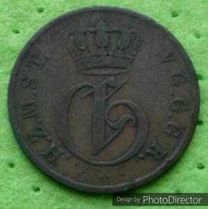 Mecklenburg-Schwerin-3-Pfennig-1832