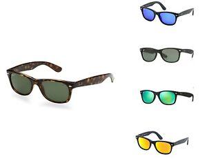 Brand New!! Ray-Ban New Wayfarer Sunglasses - RB2132