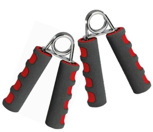 Deuser Sports Handgrip Handtrainer Unterarmtrainer Federringe Widerstand 15 kg