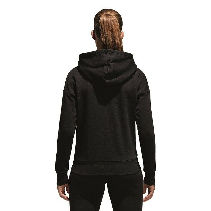 premium selection 09b00 842e5 Adidas Felpa da Donna Nera S97059 Nero L   Acquisti Online su eBay