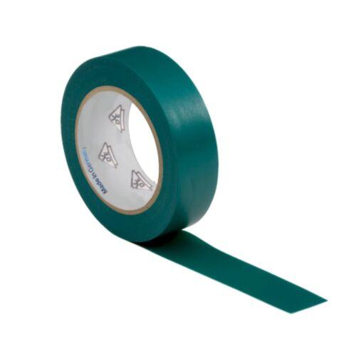 0,10€//m 1-10 Rollen VDE Isolierband Isoband Elektriker Klebeband PVC 15mm x 10m