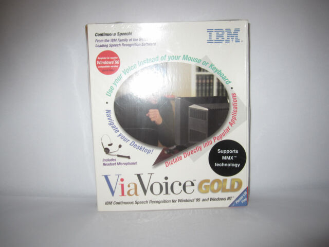 ibm viavoice gold edition