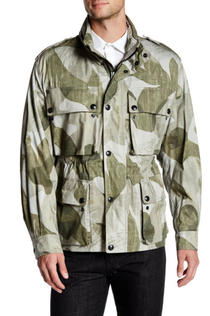 Complacer Anotar Parásito  Belstaff Wilden Camo Field Jacket Made in Italy (38 US 48 Euro) 450 for  sale online   eBay