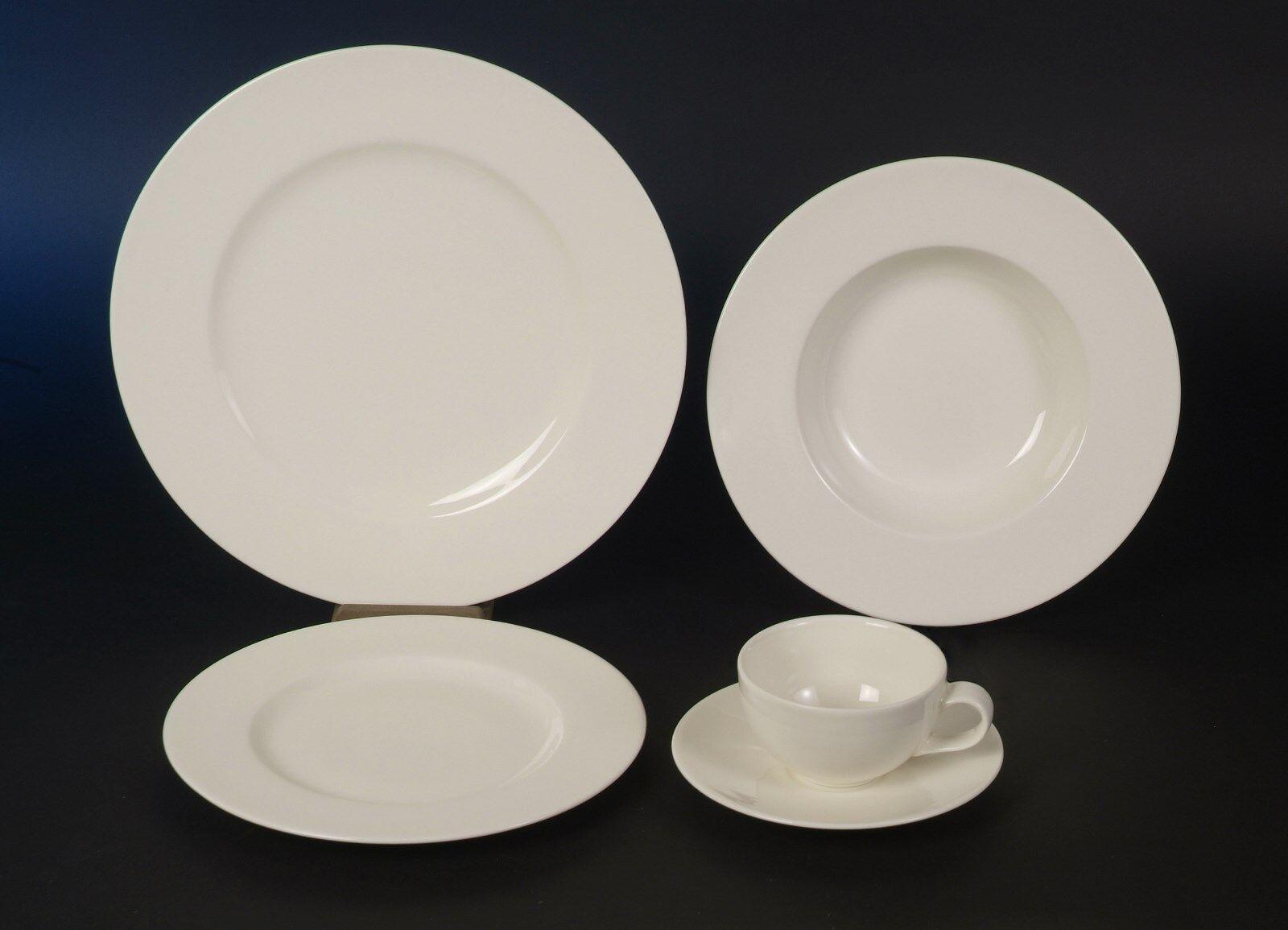Amelia palacio crème Combi service 12 personnes 60tlg porcelaine vaisselle set NOUVEAU