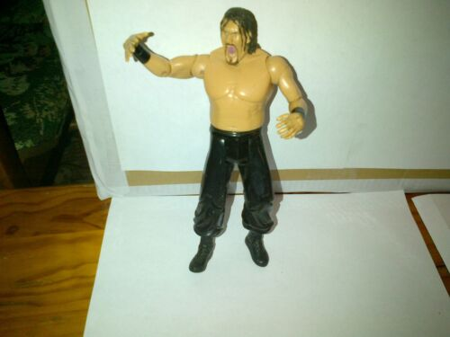 MVP BIG SHOW.... REY MYSTERIO FIGURINES DE CATCH WWE DE 2005 AU CHOIX THE MIZ