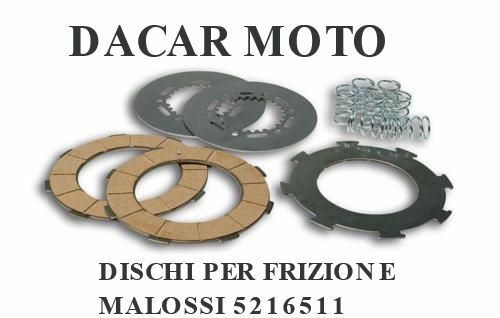 Discos Perfrizione Malossi Vespa Cosa 200 2t 52165111