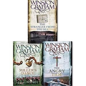 Winston-Graham-Poldark-Series-Trilogy-Books-7-8-9-Collection-3-Books-Set