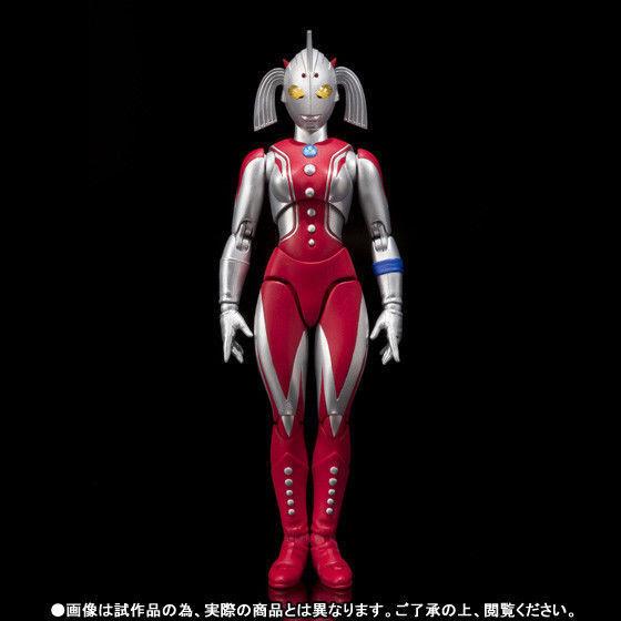 Ultra-Act Ultraman Taro Mother Of Ultra Figura de Acción Bandai Tamashii