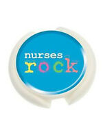 Id Avenue Nurse Stethoscope Id Tag - Nurses Rock