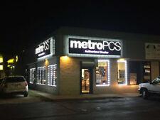 50 Ft 5050 3 Storefront Window Super Bright White Led Lights Smd Module Full Set