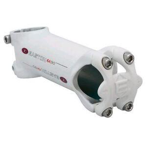 EASTON EA90 ALLOY 80MM 90MM 100MM 110MM 120MM+// 10D 1-1//8″ MTB STEM WHITE NEW W