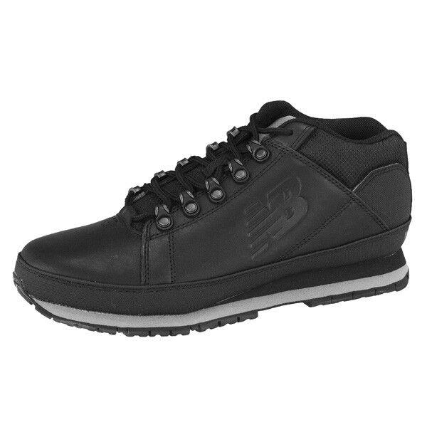 New Balance H 754 Llk shoes Esterno Stivali Stivaletti Black H754LLK