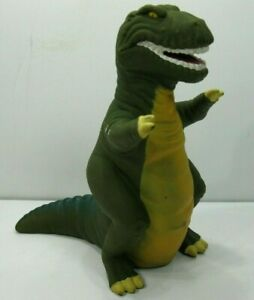 1988-Amblin-Pizza-Hut-The-Land-Before-Time-Sharptooth-T-Rex-Hand-Puppet