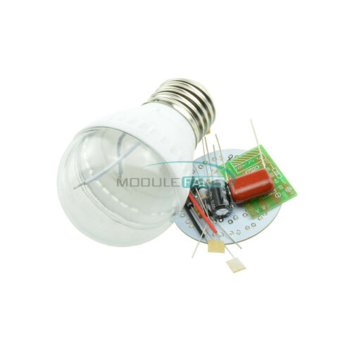 38 LEDs Energy-Saving Lamps Suite Without LED DIY Kits