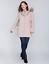 Lane-Bryant-Faux-Fur-Collar-Lady-Coat-14-16-18-20-22-24-26-28-1x-2x-3x-4x thumbnail 7