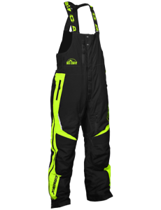 Castle X Tundra Bib Hi-Vis Mens sizes Large-2XL Back Country Series
