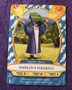 Merlins Fireball