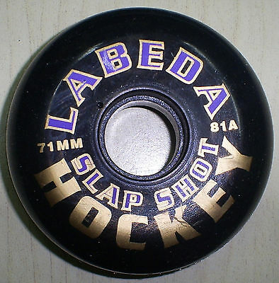 Retro 90/'s Labeda inline skate recreation fitness speed skating wheel 72mm//81A