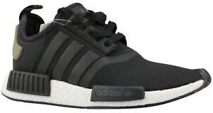 uk store free delivery arriving Details zu Adidas NMD R1 W Damen Frauen Sneaker Turnschuhe schwarz BA7251  Gr. 39 & 40 NEU