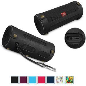 for jbl flip 4 bluetooth speaker case cover travel carry. Black Bedroom Furniture Sets. Home Design Ideas