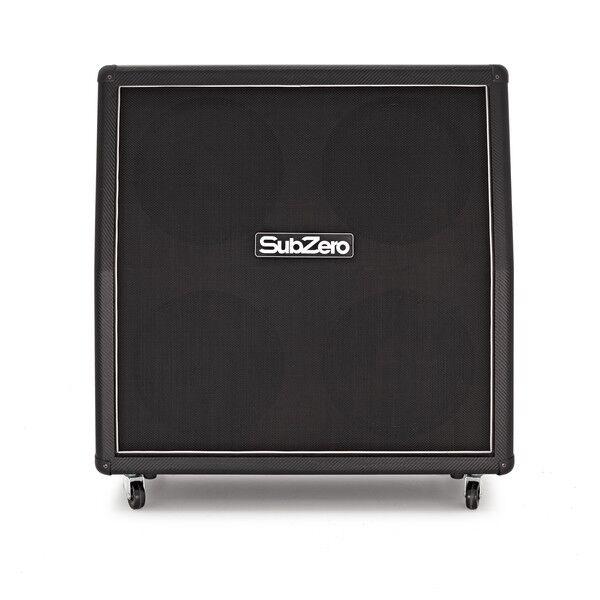 SubZero GC412 4x12'' Guitar Cabinet