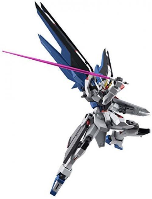 NEW ROBOT SPIRITS GundamSeed FREEDOM GUNDAM ActionFigure BANDAI TAMASHII NATIONS
