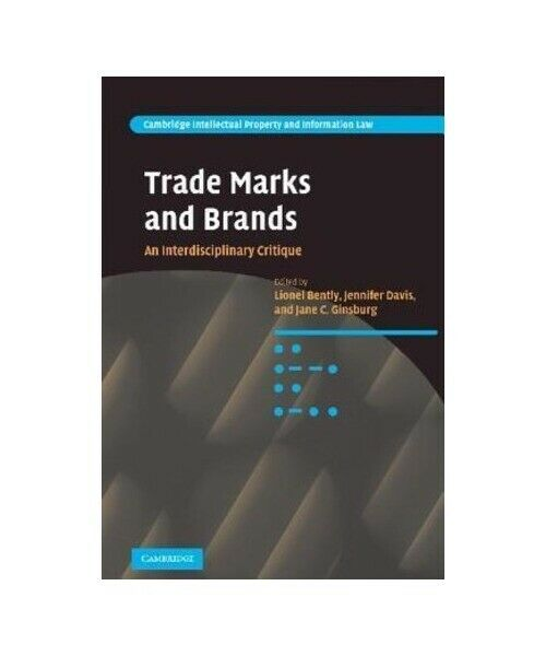 """""""Trade Marks and Brands"""""""