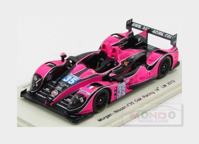 Morgan Nissan Oak Racing  35 14Th 24H Le Mans 2012 D.Heinemeier SPARK 1 43 S2549