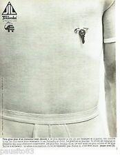 PUBLICITE ADVERTISING 116  1966  Jil  sous vetements homme  en Terlanka