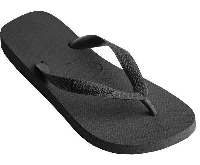 de8f5b4ea9f84e Havaianas - BLACK Flip Flops   Thongs   Sandals Sandals Sandals - Male    Female (FREE POST AUS!) 139015